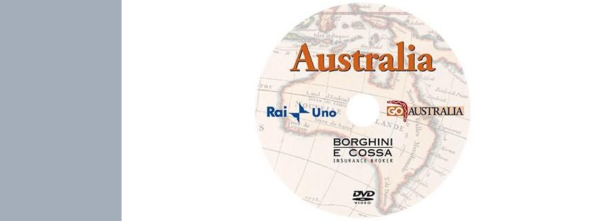 Borghini e Cossa sponsor dei DVD dei Tour Operator Go Asia e Go Australia.
