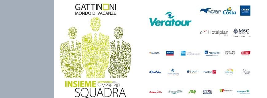 Borghini e Cossa sponsor della Convention del network Gattinoni Mondo di Vacanze a Sharm el Sheikh dal 17 al 20 febbraio 2015