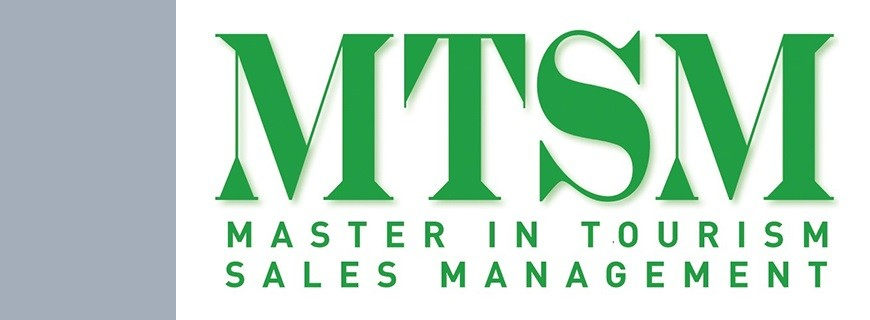 MTSM – Master in Tourism Sales Management